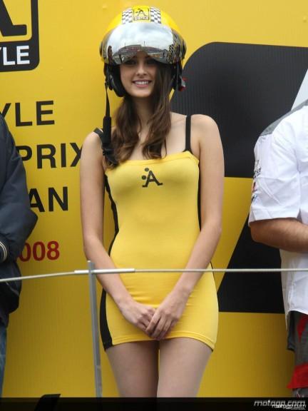 Paddock Girl - Motegi 2008 - 1
