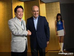 Mobility Land and Dorna Sports extend Motegi MotoGP contract