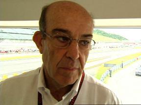 Dorna CEO Carmelo Ezpeleta on new single tyre rule