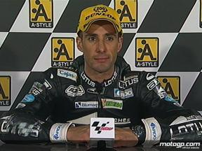 Alex Debon interview after race in Motegi