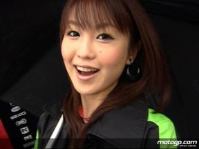 The A-Style GP of Japan Paddock Girls