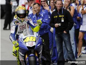 Rossi´s 8 steps to his 8th title
