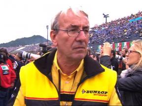 Dunlop´s Ferguson on Simoncelli milestone win