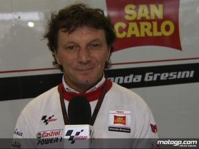 Fausto Gresini reveals his 2009 MotoGP line-up