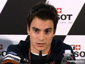 Pedrosa positive about new tyre rule