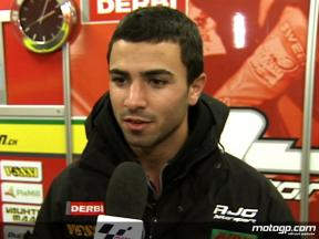 Di Meglio pleased with wet QP performance