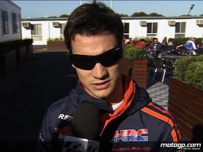 Pedrosa on qualifying in Australia