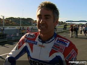 Doohan on Phillip Island outing and MotoGP Qualifying