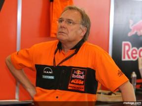 Red Bull KTM Manager Harald Bartol