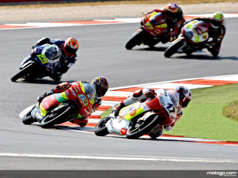 125cc Group in action