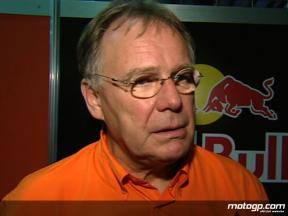 Bartol on KTM 2009 plans