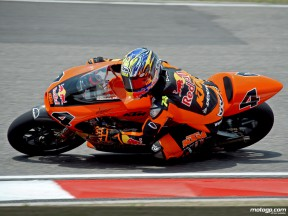 Hiroshi Aoyama in action (250cc)