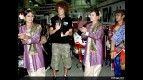 Marco Simoncelli partakes in traditional Malaysian activities