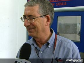 Claudio Macchiagodena gives update on Marquez condition
