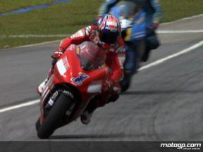 Best images of MotoGP FP1 in Sepang