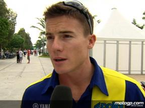 Toseland on Sepang comeback