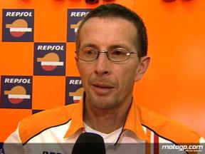 Benson´s prospects on collaboration with Dovizioso