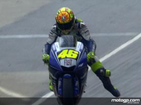 Best images of MotoGP QP in Sepang