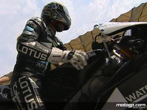 Best images of 250cc QP2 in Sepang