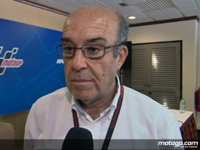 Carmelo Ezpeleta on Sepang contract renewal