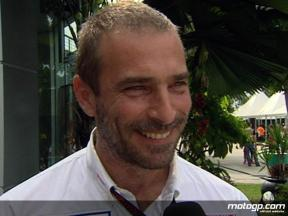 Suppo on Sepang QP and Canepa test