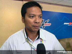 Sepang circuit CEO Razlan Razali on new deal