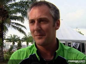 Michael Bartholemy on 3rd Kawasaki plans
