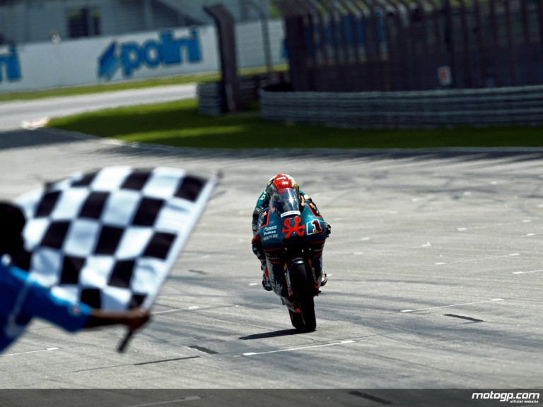 Talmacsi snatches Sepang win