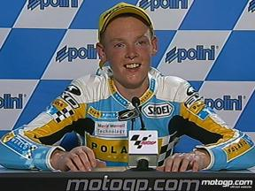 Bradley Smith interview after race in Sepang