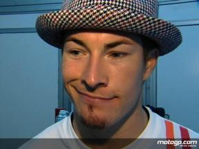 Hayden on missing out Sepang podium