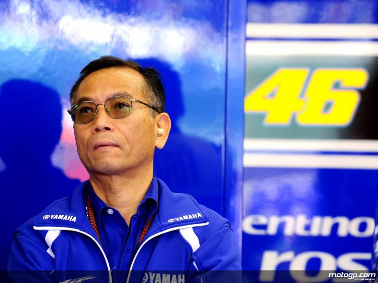 Yamaha Executive Masao Furusawa