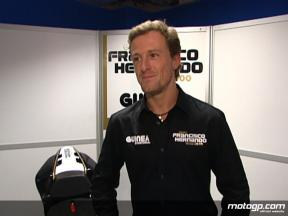 Gibernau thrilled to come back to MotoGP