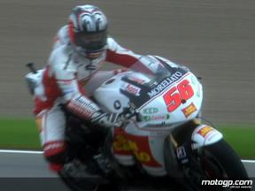 Best images of MotoGP FP3 in Valencia
