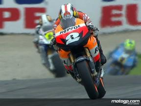 Best images of MotoGP QP in Valencia