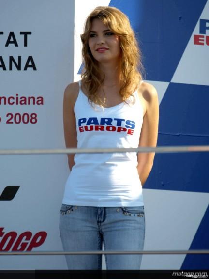 Paddock Girls - Valencia 2008 - 9