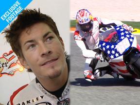 EXCLUSIVE: Nicky Hayden´s Ducati debut in Valencia