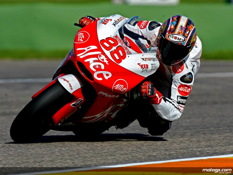 Canepa on track with Alice for Valencia test
