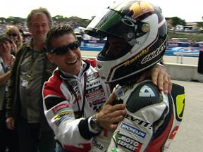 Cecchinello on LCR Honda´s 2008 campaign