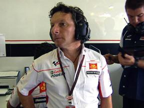 Gresini looks back on satellite team efforts