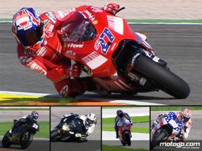 First impressions from the Ducati camp