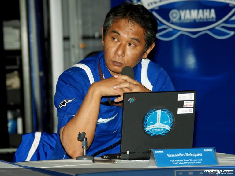 YMC MotoGP Group Leader Masahiko Nakajima