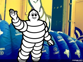 Bib the Michelin Man leaves the MotoGP scene