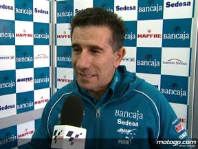 Jorge Martinez Aspar on 2009 250cc plans