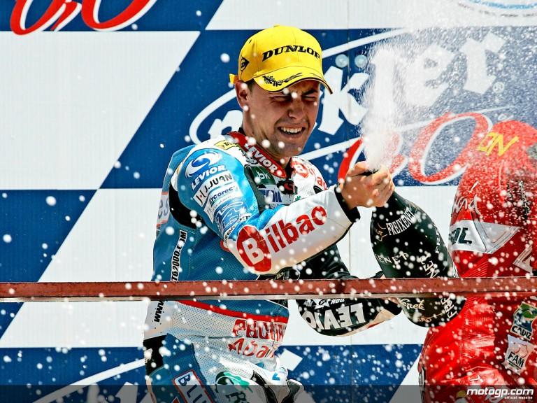 CEV 125cc new champion Efren Vazquez