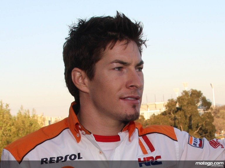 MotoGP 2006 World Champion Nicky Hayden