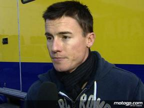 Toseland kicks off preseason testing in Spain
