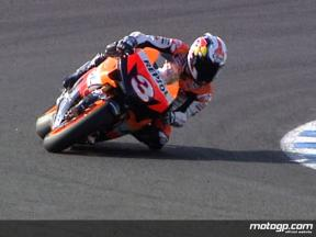 Pedrosa on Jerez outing