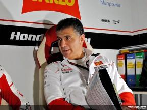 San Carlo Honda Gresini engineer Antonio Jimenez