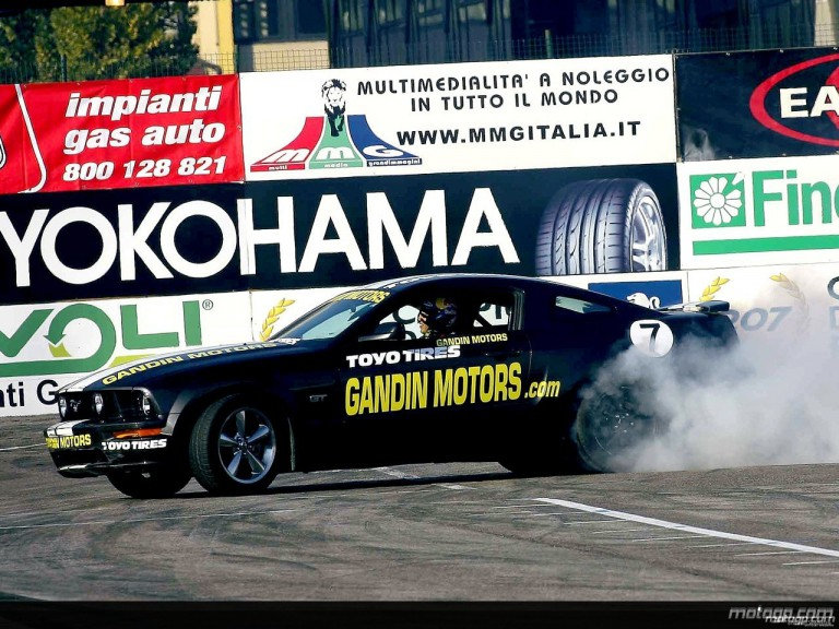 Andrea Dovizioso at the Bologna Motorshow