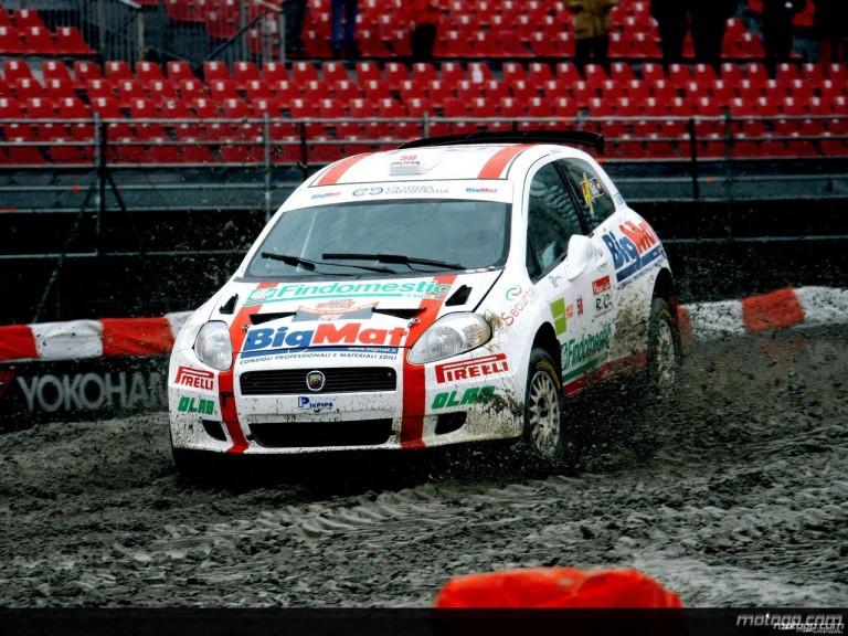 marco Simoncelli at the Bologna Motorshow